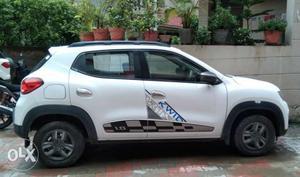 Renault Kwid petrol  Kms 1.0 rxl