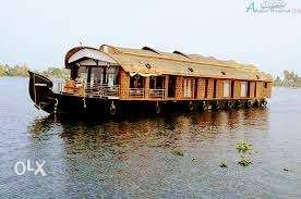 Houseboat at Alleppey for Family Couples Group