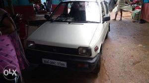 Maruti Suzuki 800 petrol  Kms