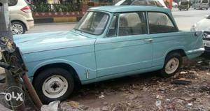 Vintage n Antique Herald two door convertible n