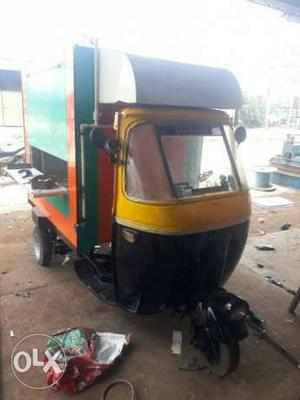 Manufacturing by bajaj auto mobile canteen