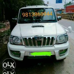Mahindra Scorpio BS IV diesel  Kms