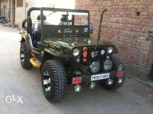 We ready ford willys beautifully modified with