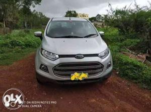 Ford Ecosport diesel  Kms
