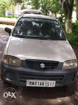 Maruti Suzuki Alto petrol 50 Kms  year