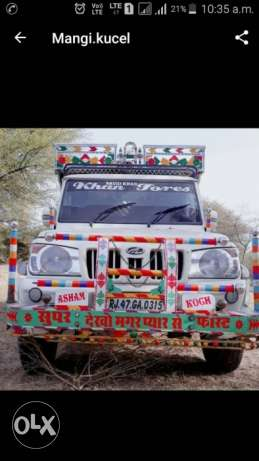 Mahindra Armada diesel  Kms  year