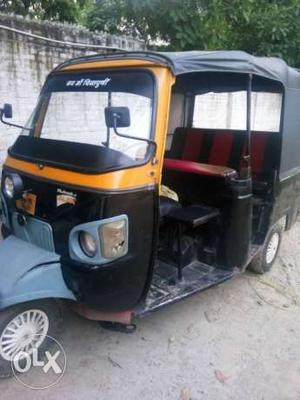 Mahindra three wheeler auto  model