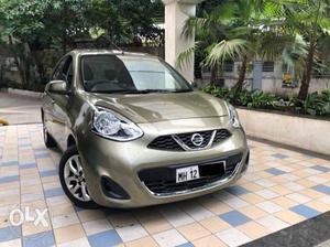 Nissan Micra petrol  Kms