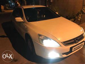 Honda Accord 2.4 I VTEC Petrol AT  Kms