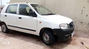 Maruti Suzuki Alto (Lx) petrol  Kms