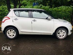 Maruti Suzuki Swift ZDI (Diesel)Silver Color Sep  at