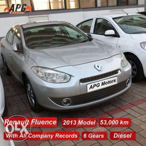 Renault Fluence 1.5 E, Diesel