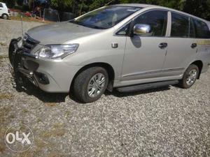 Toyota Innova 2.5 G4 7 Seater,