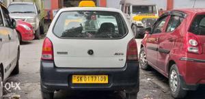 Maruti Suzuki Alto petrol 140 Kms