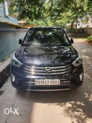 Creta diesel Sx Plus Auto  Kms  year