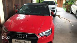 Audi A3 petrol  Kms