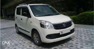 DL number CNG Sequential 1st Owner, WagonR Lxi