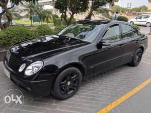 Mercedes-Benz E Class petrol  Kms  year, Excellent