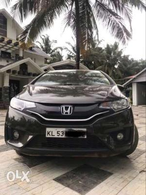 Honda Jazz V petrol automatic  Kms  year