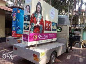 Tata ace roasdshow ad vehicle reday call