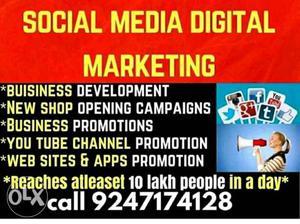 Digital marketing & viral marketing Contact us