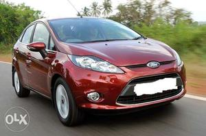 Ford Global Fiesta in Excellent condition