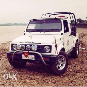 Maruti Suzuki Gypsy King petrol  Kms  year
