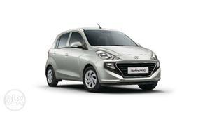 Hyundai Santro petrol 100 Kms  year
