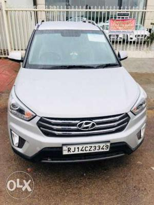 Hyundai Creta diesel  Kms