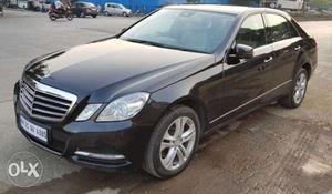 Mercedes-benz E-class E, Petrol
