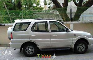 Tata Safari diesel 258 Kms  year