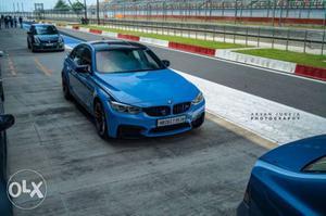 BMW M3 petrol  Kms