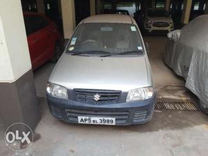 Maruthi alto 800 LXI andhra pradesh kakinada registered