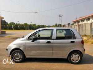 model Daewoo Matiz in good condition, second