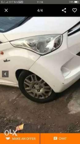 Hyundai Eon petrol  Kms