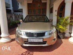 Honda Accord 2.4 AT Petrol  Kms, 2nd Owner,  Model