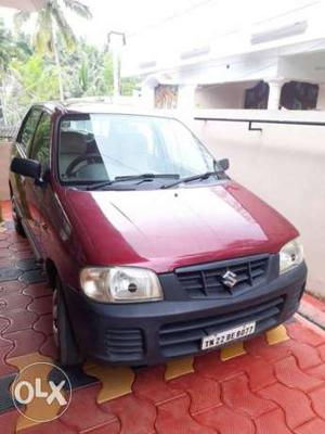 Maruti Suzuki Alto petrol  Kms
