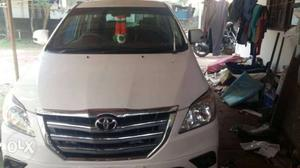 Toyota Innova diesel  Kms  year New battery New