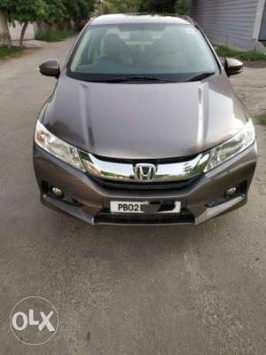 Honda City Diesel Vx Sunroof Top Model Push Start Cozot Cars