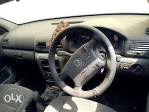 Scrap Car Skoda Octavia