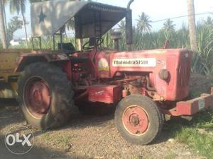 Tractor  Mahindra Others diesel
