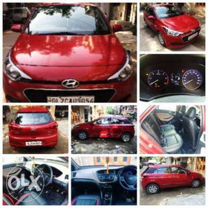 Hyundai Elite i20 Diesel Kms -