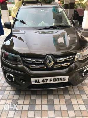 Renault Kwid petrol  Kms