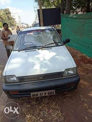 Maruti Suzuki 800 very good condition Kolhapur passing