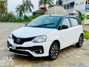 Toyota Etios Liva petrol  Kms  year