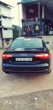Audi A4 diesel  Kms