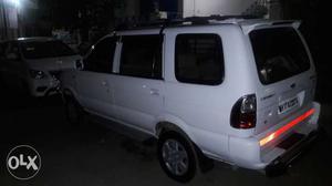 Chevrolet Tavera White Colour Cozot Cars