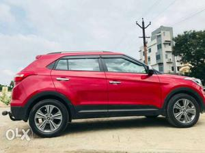 Creta 16 SX Plus petrol  Kms  year