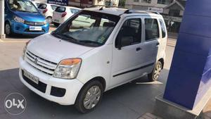Maruti Suzuki WagonR LXI,