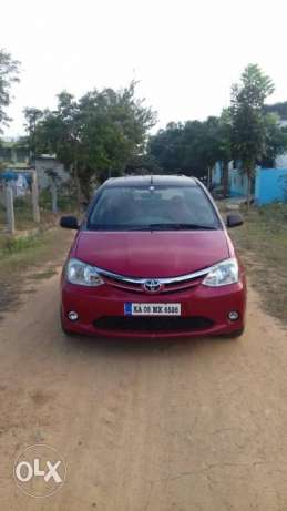 Toyota Etios Liva diesel  Kms